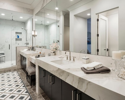 Contemporary Phoenix Bathroom Design Ideas Remodels Photos