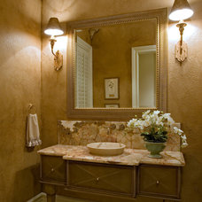 Traditional Bathroom by The Fechtel Company