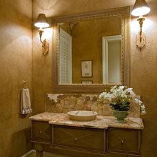 Traditional Bathroom by The Fechtel Company