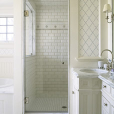 Traditional Bathroom by Pamela Gaylin Ryder, Inc