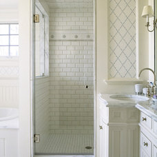 Traditional Bathroom by Catalano Architects