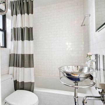 Chelsea Brownstone Apartment