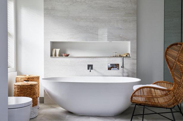 Contemporary Bathroom by Bhavin Taylor Design
