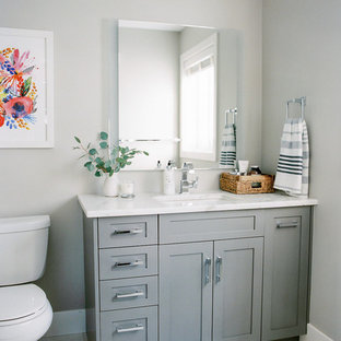 . 75 Beautiful Contemporary Bathroom Pictures   Ideas   Houzz