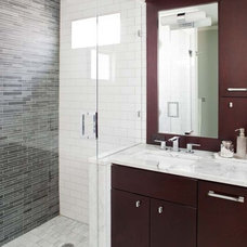 Modern Bathroom by TerraCotta Properties