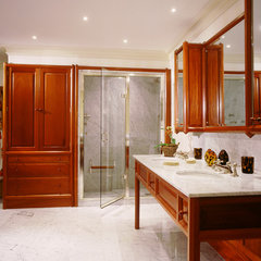 traditional bathroom by Tim Wood Limited