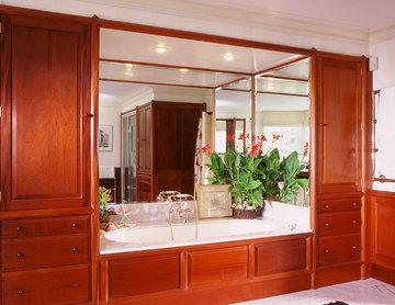 Chelsea Mahogany Bathroom