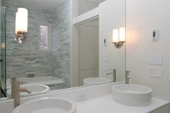 Modern Bathroom by gne architecture