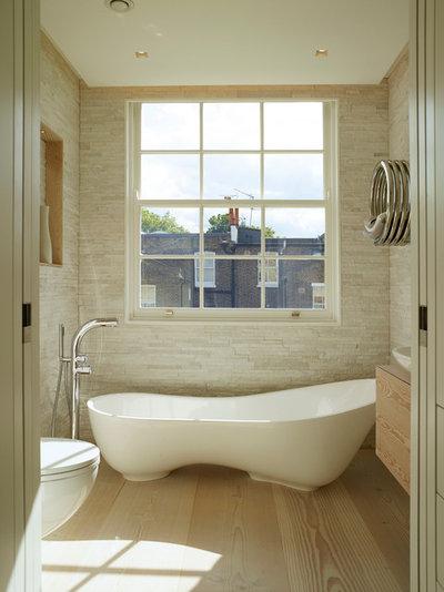 Contemporary Bathroom by STEPHEN FLETCHER ARCHITECTS