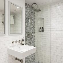 Basement Washroom