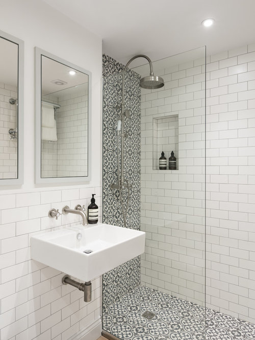 Contemporary bathroom ideas designs remodel photos houzz - White bathroom ideas photo gallery ...