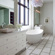 Transitional Bathroom by Wm Ohs Showrooms