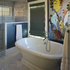 Contemporary Bathroom by Andrea Schumacher Interiors