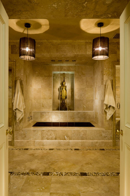 Contemporary Bathroom by Neumann Lewis Buchanan Architects