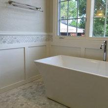 Half Bath Timber