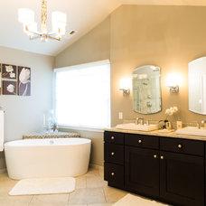 Modern Bathroom by Ferrarini Kitchen & Bath