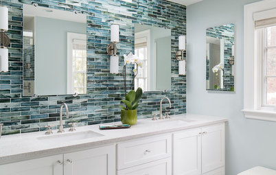 Room of the Day: Calm and Serene Master Bathroom