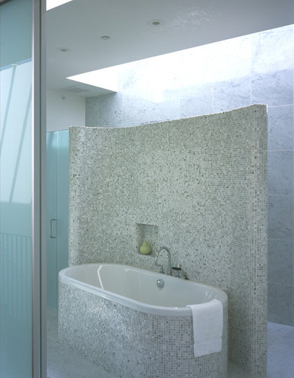 Contemporary Bathroom by Jensen Architects