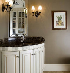 traditional bathroom by Venegas and Company
