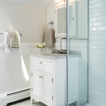 Chevy Chase Guest Bath