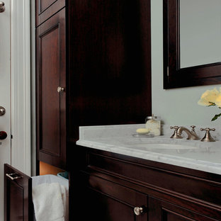 Chevy Chase, Maryland - Traditional - Bathroom