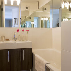 Contemporary Bathroom by Celia James