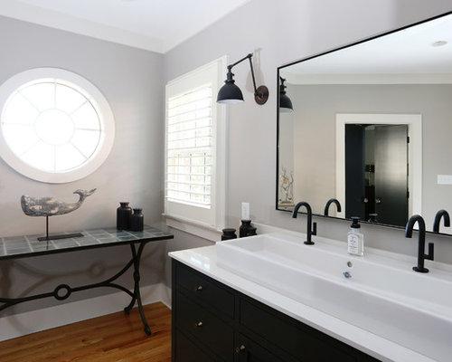 Industrial Raleigh Bathroom Design Ideas Remodels Photos