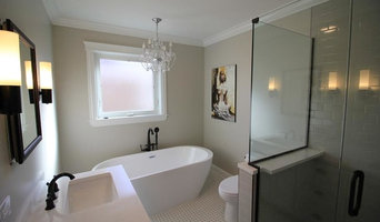 Chic Transitional Bathroom Remodel