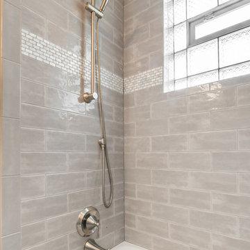 Chicago Basement Bathroom