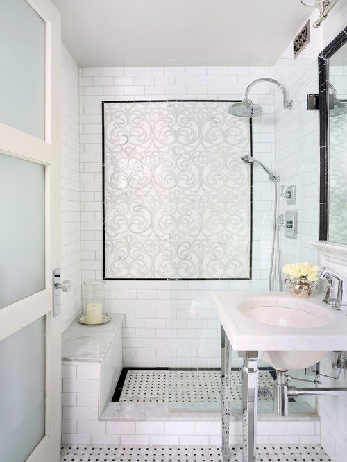 Shower Accent Tile | Houzz
