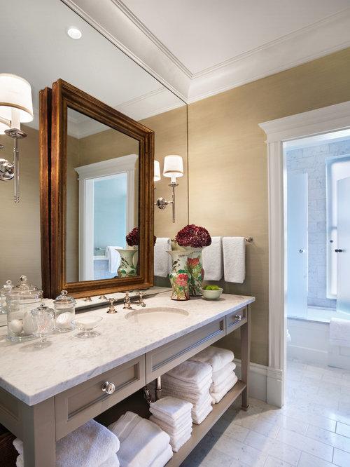 Layered Mirrors Houzz