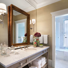 Traditional Bathroom by Tom Stringer Design Partners