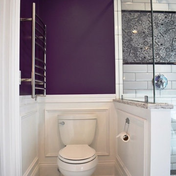 Chicago Lakeview - Master Bathroom