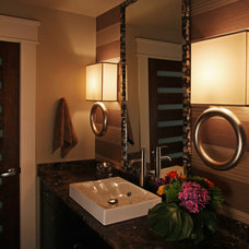 contemporary bathroom by Kamarron Design, Inc.