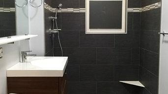 Chicago Roscoe Village Bathroom Upgrade