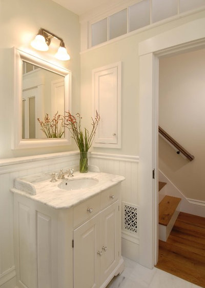 Traditional Bathroom by Charlie Allen Renovations, Inc.