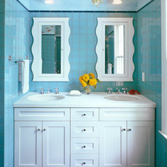 contemporary bathroom by Denise DeCoster Architect
