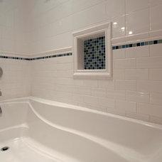 Traditional Bathroom by Design Savvy