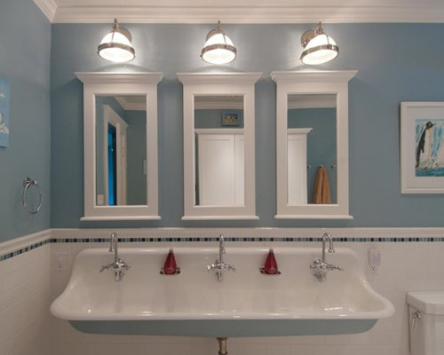 Kohler Trough Sink Home Design Ideas Pictures Remodel