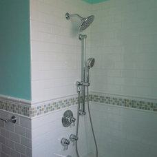 Eclectic Bathroom Children's Bathroom