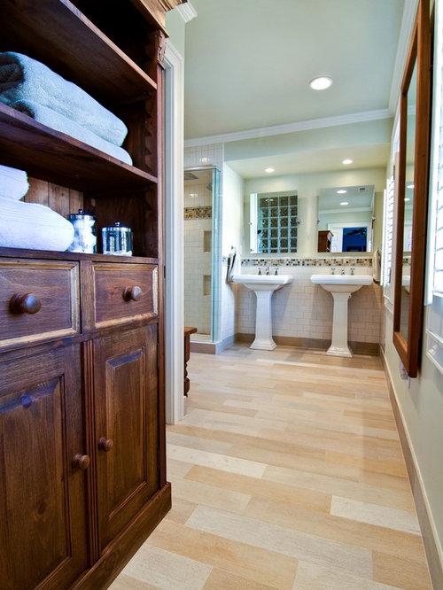 Wood Tile Floor Houzz