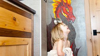 Childs Dragon Bathroom