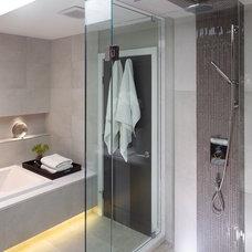 Contemporary Bathroom by Jenny Martin Design