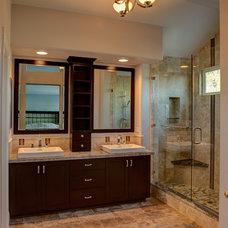 Traditional Bathroom by Pegasus Remodeling, Inc
