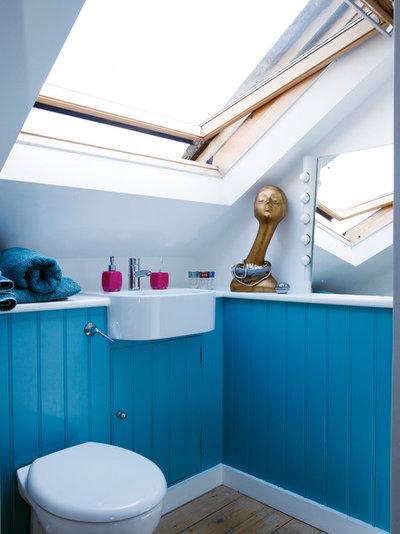 Contemporary Bathroom by aegis interior design ltd