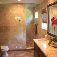 Contemporary Bathroom by Lamar Design