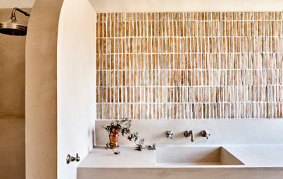 14 Times Raw Edges and Organic Features Made a Room