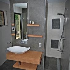 Asian Bathroom by Choice Bathrooms