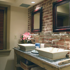 Contemporary Bathroom by Jean McHale Antiques & Design