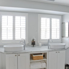 Contemporary Bathroom by Schmidt Contracting Services LLC
